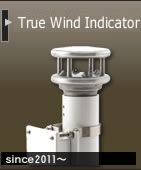 True Wind Indicator Supersonic