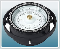 Compass bowl for magnetic compasses KN-150A