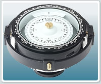 Compass bowl for magnetic compasses KN-R165